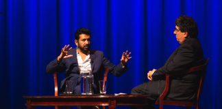 Dr. Siddhartha Mukherjee speaks at Vanderbilt