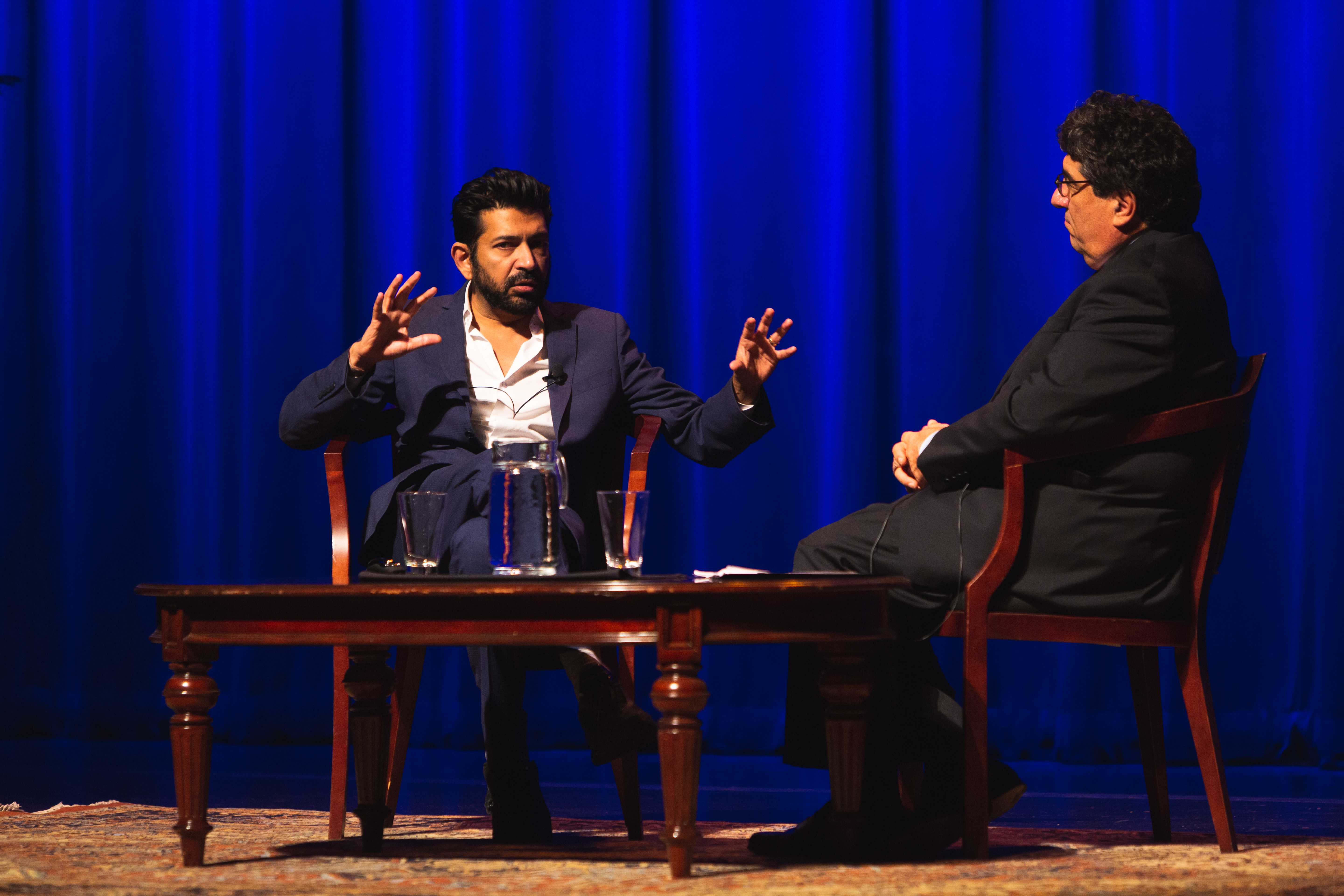 Dr. Siddhartha Mukherjee speaks at Vanderbilt