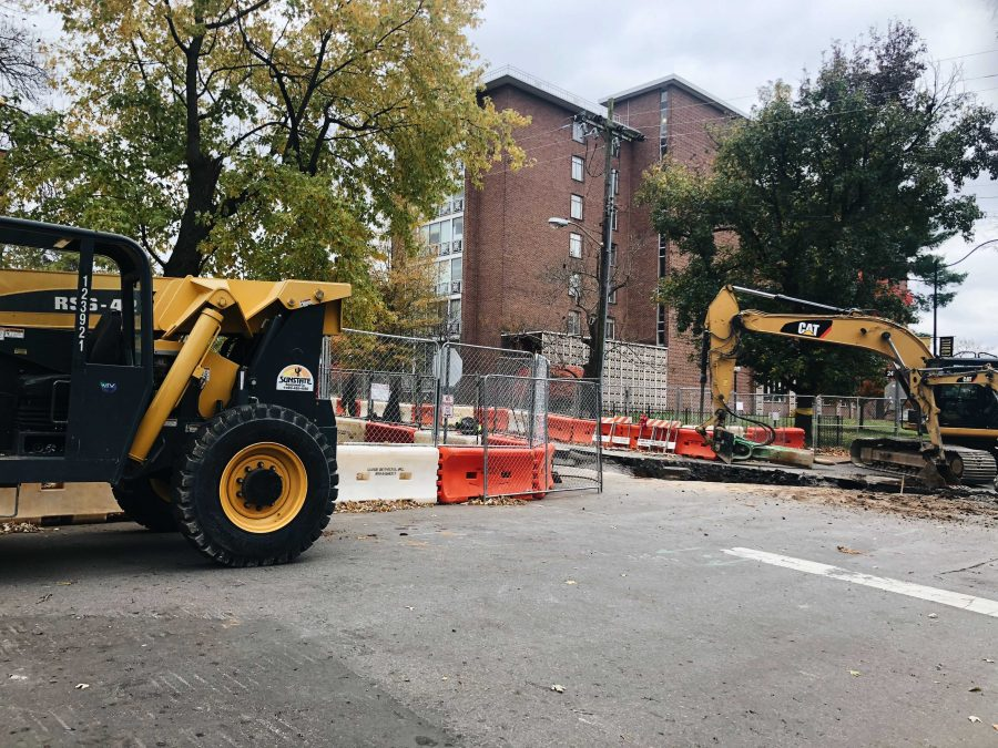 IN PHOTOS: 24th Ave. and Vanderbilt Place intersection closed to traffic