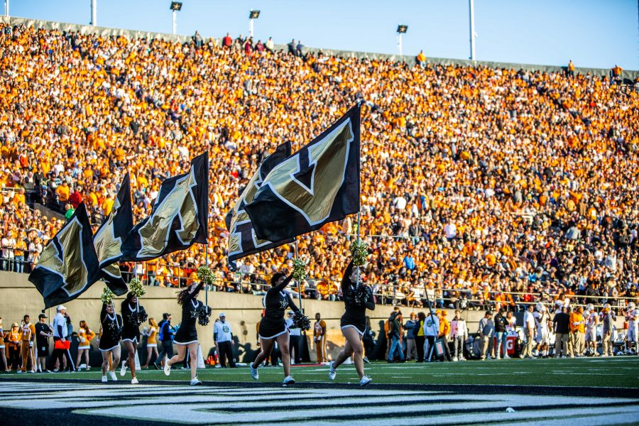 Vanderbilt+Playes+Tennessee+for+Bowl+eligibility+on+Saturday%2C+Nov.+24%2C+2018.+%28Photo+by+Hunter+Long%29