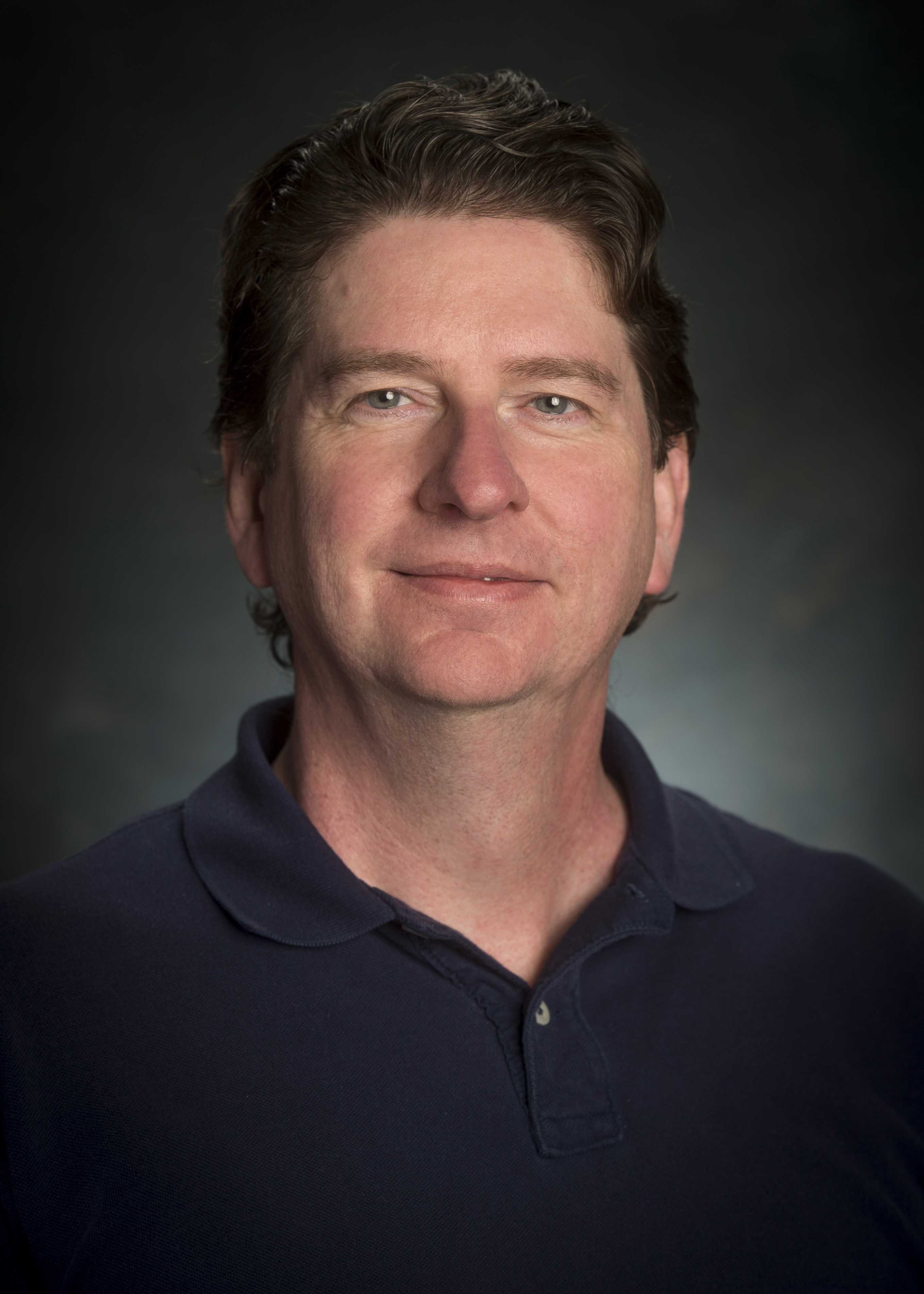 Head shot of Dr. David Sweatt, PhD (Chairman and Endowed Professor, Neurobiology), 2015.