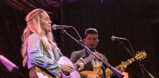 Colbie Caillat and Gone West at the Analog at the Hutton Hotel in Nashville