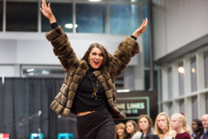 Fighting hunger in a stylish sense: a charity fashion show