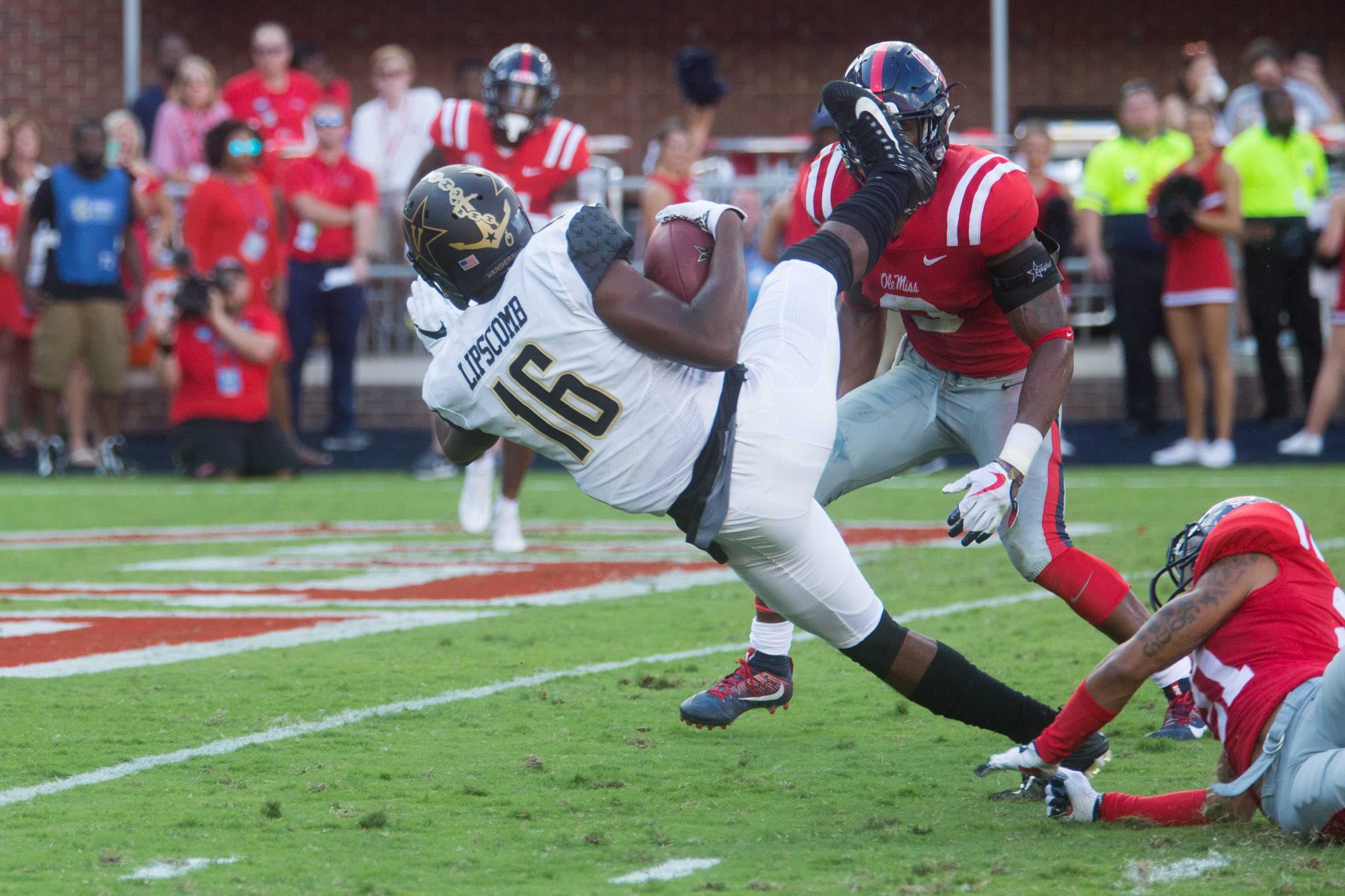 Three Matchups to Watch: Vanderbilt vs. Ole Miss