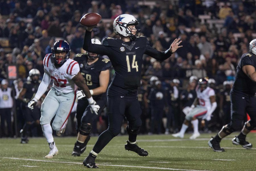 The+Vanderbilt+football+team+beats+Ole+Miss+in+overtime+on+Saturday%2C+November+17%2C+2018.+%28Photo+by+Claire+Barnett%29