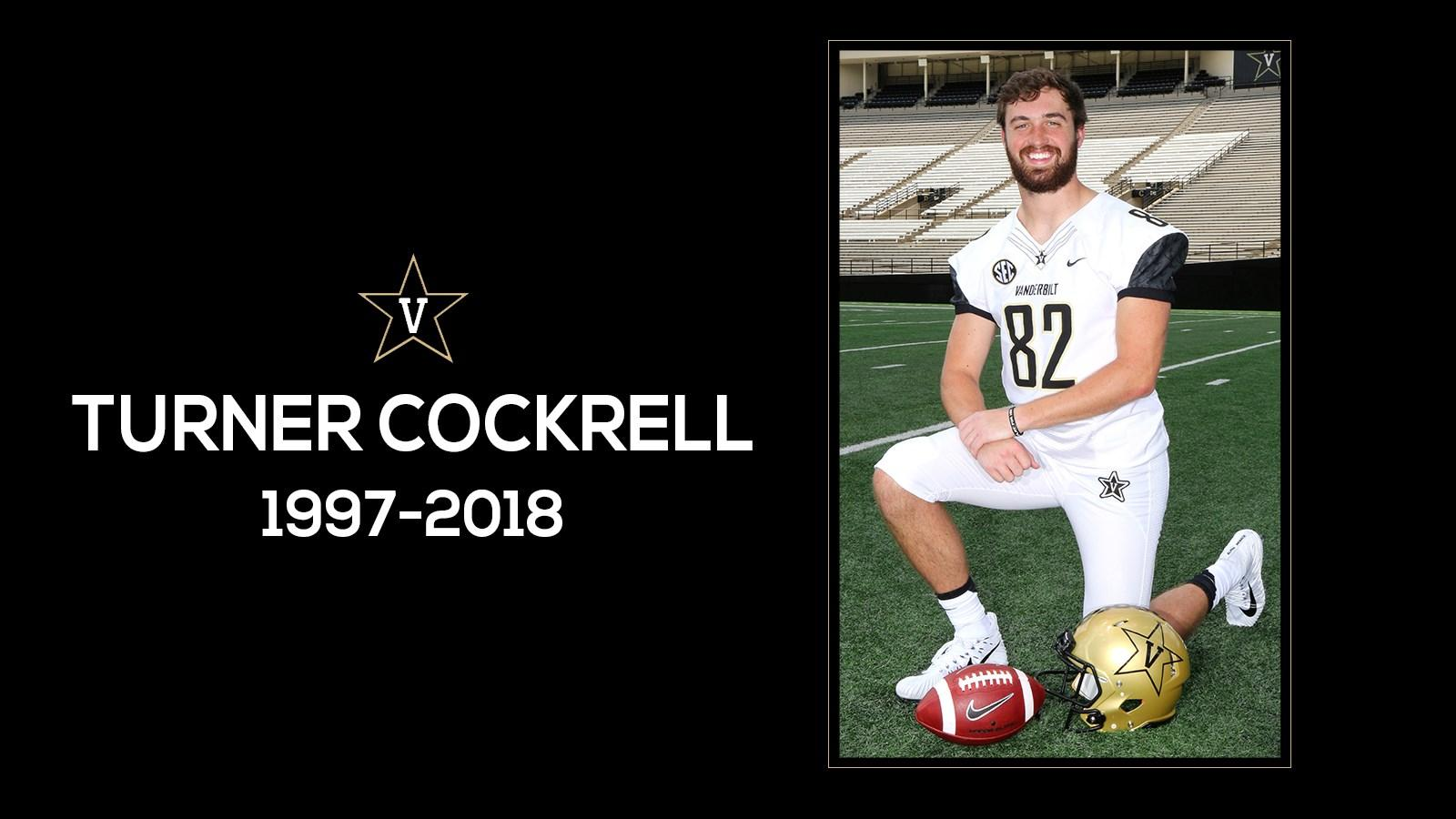 Vanderbilt student-athlete Turner Cockrell dies after long battle with cancer