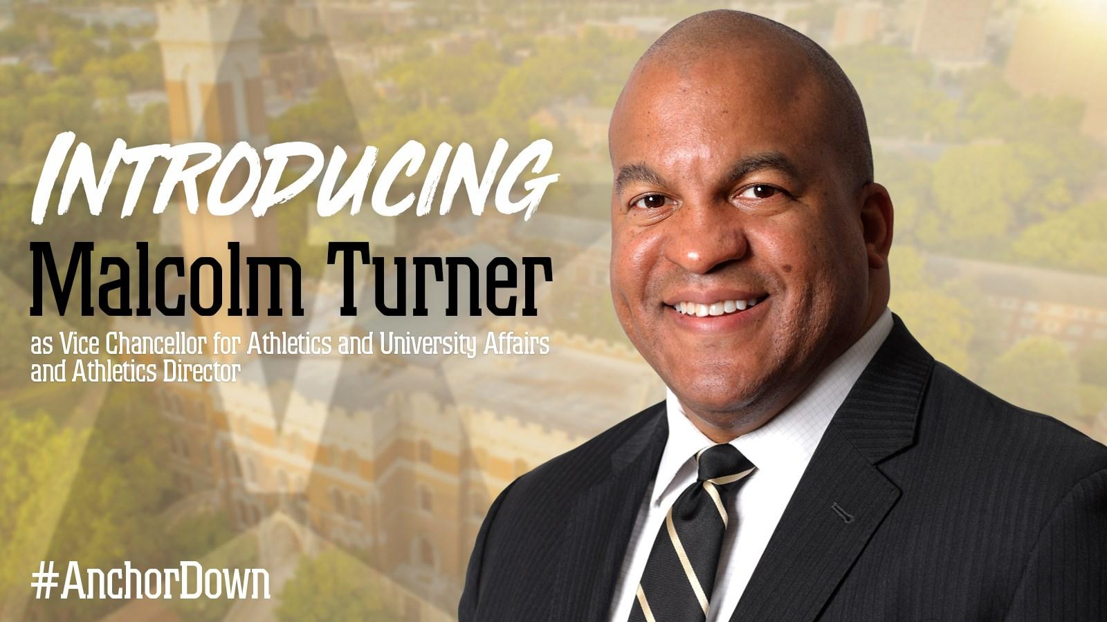 Vanderbilt hires Malcolm Turner as Athletic Director