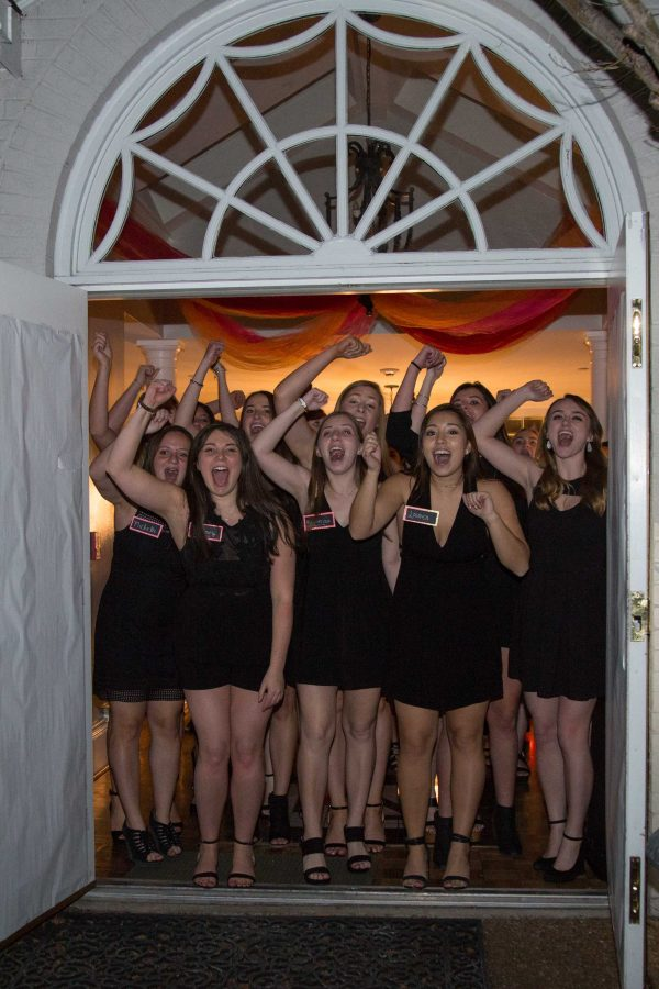 Vanderbilt+women+participate+in+Formal+Sorority+Recruitment+on+Friday%2C+January+19%2C+2018.+Photo+by+Claire+Barnett+%2F%2F+The+Vanderbilt+Hustler