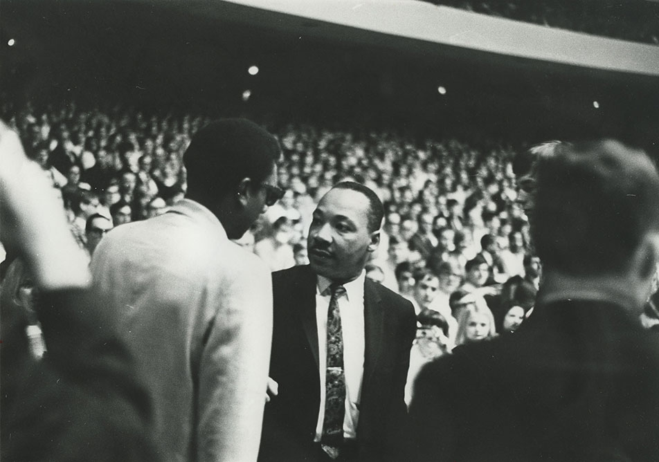 When Martin Luther King Jr. came to Vanderbilt