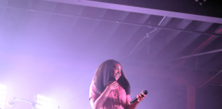Noname at the Cannery