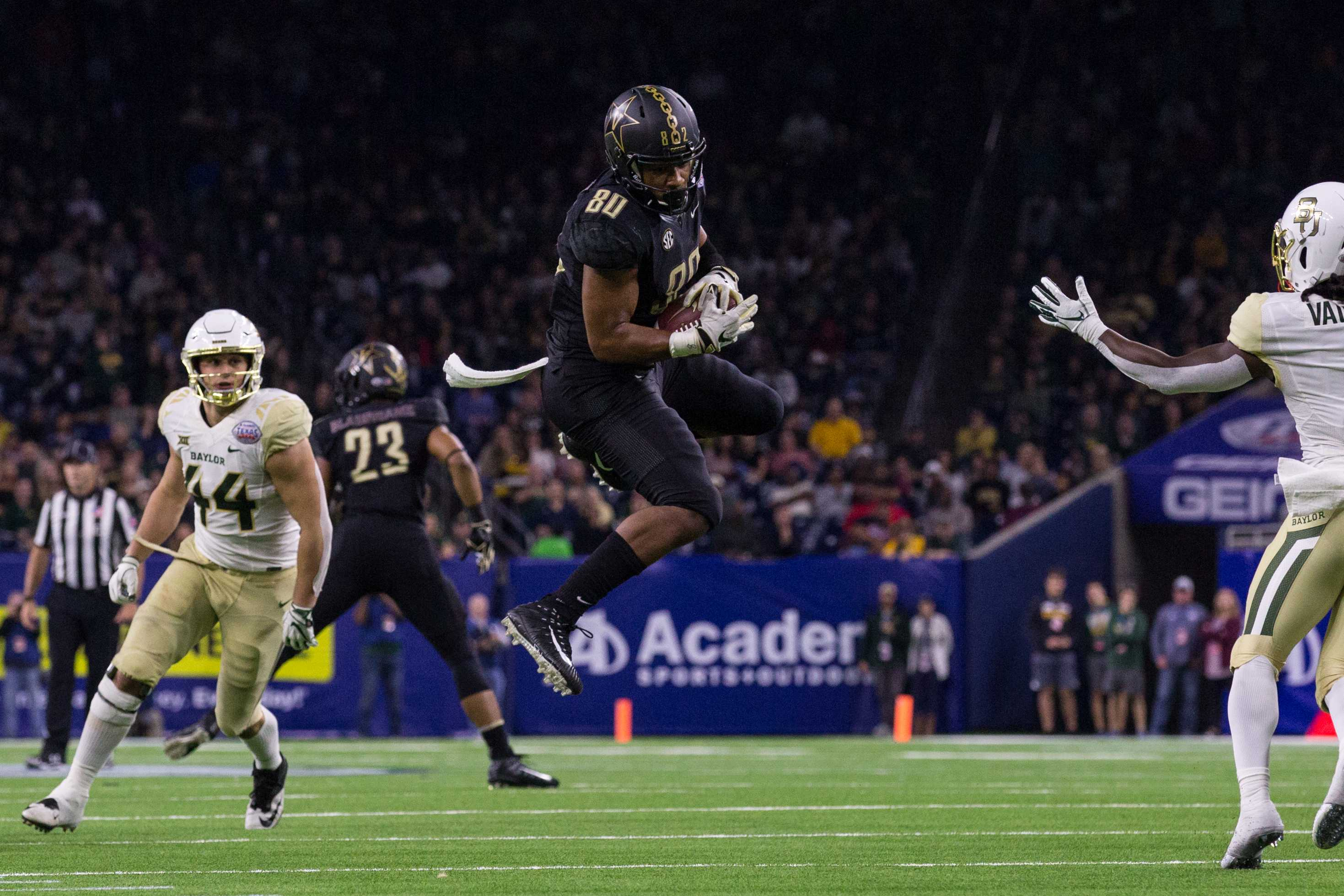 IN PHOTOS: Texas Bowl vs. Baylor