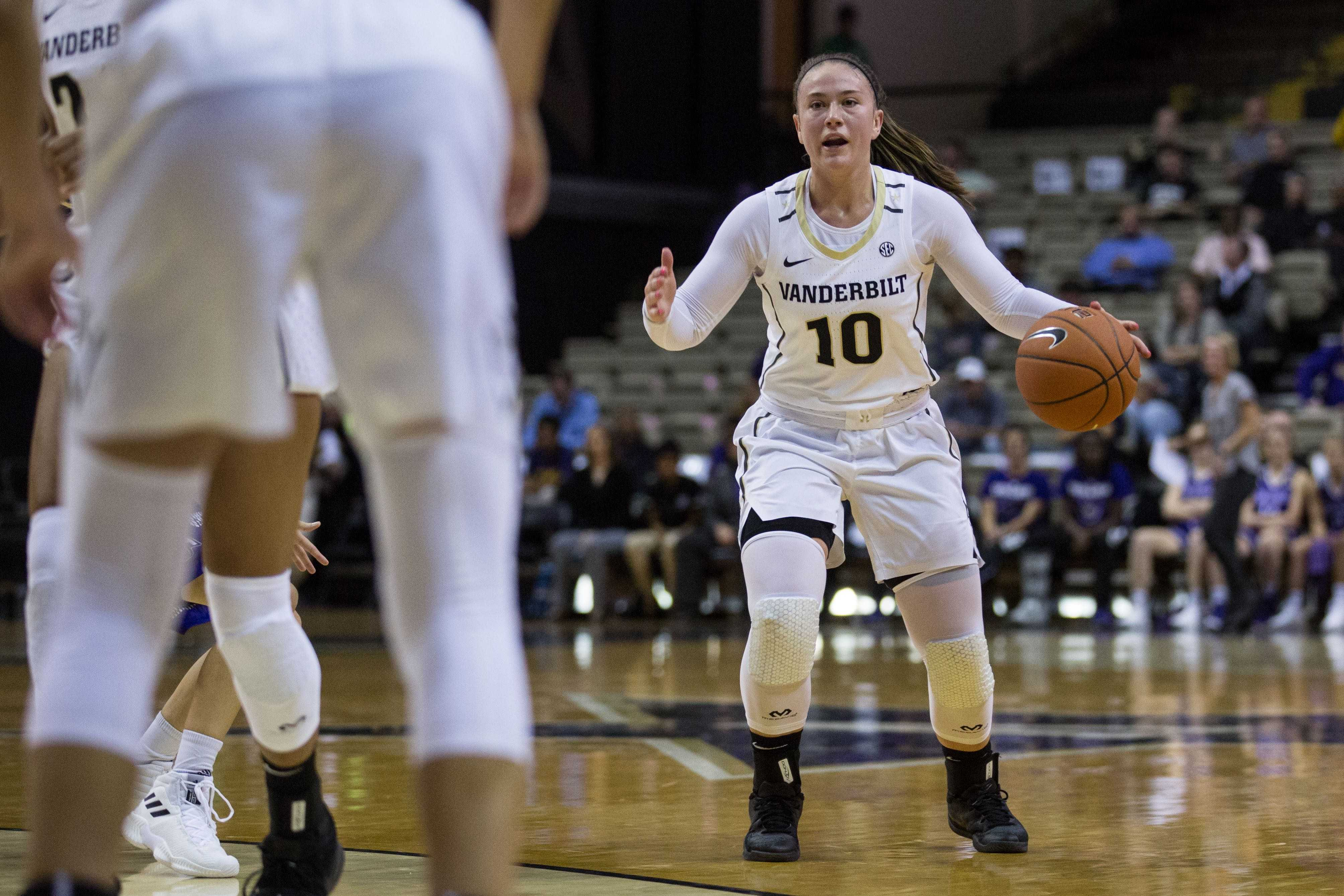 Vanderbilt Women's Basketball loses heartbreaker to Auburn at Memorial Gym