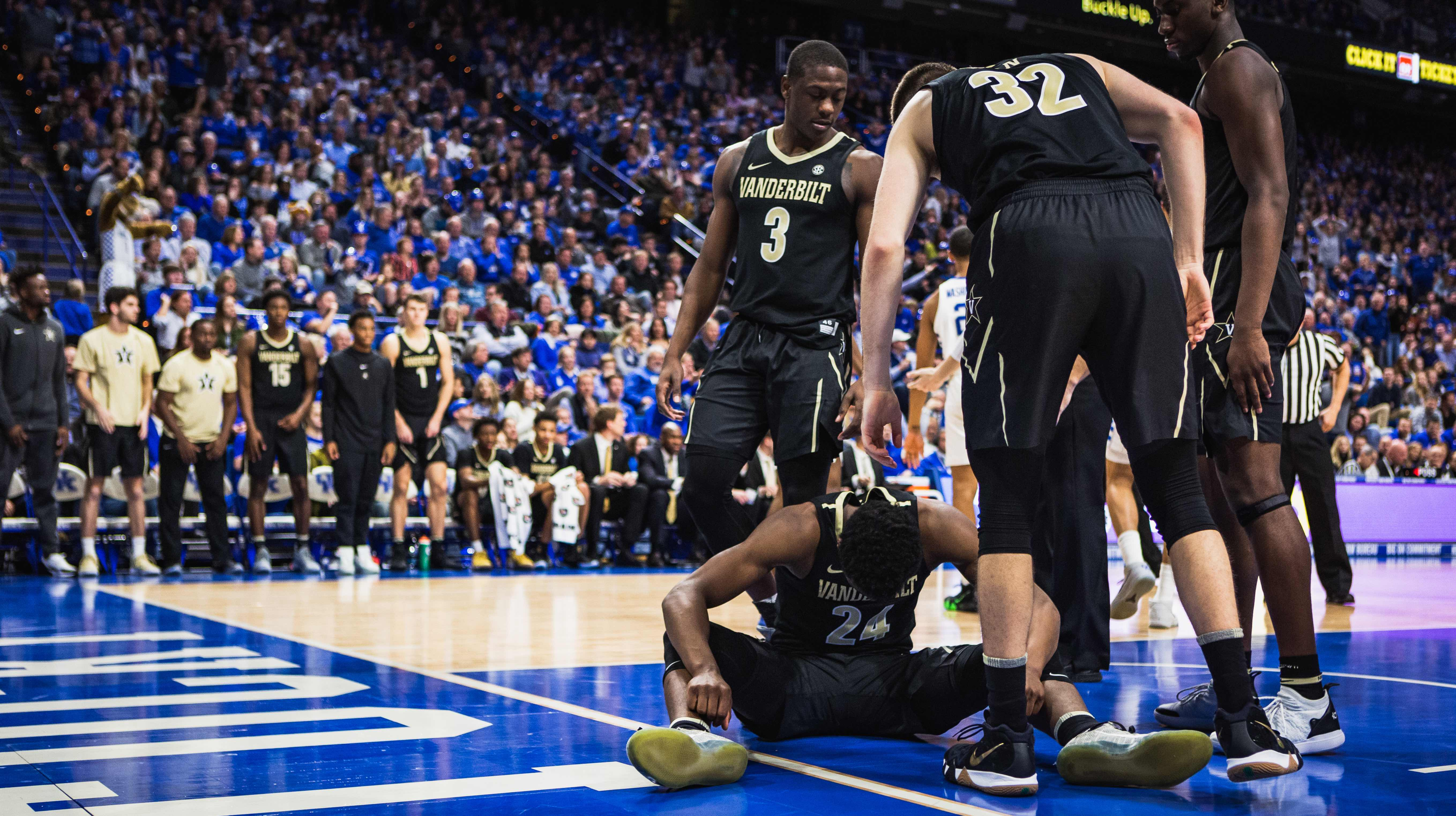 Winning Without Garland: Can the Commodores right the ship after tough loss in Lexington?