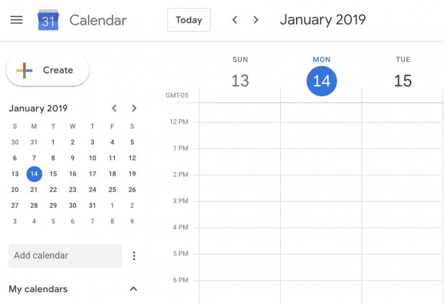 Vanderbilt Calendar.Google Calendar Settings Permit Access To Student Information The