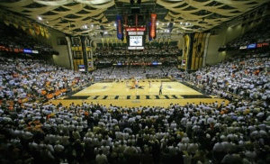 Photo courtesy Vanderbilt Athletics.