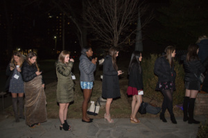 Opinion: Panhellenic sorority rush is exhausting, toxic and exclusive