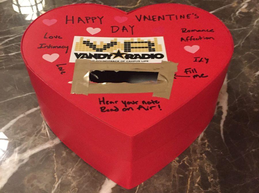 VandyRadio's Valentine's Day Live Broadcast returns to the air