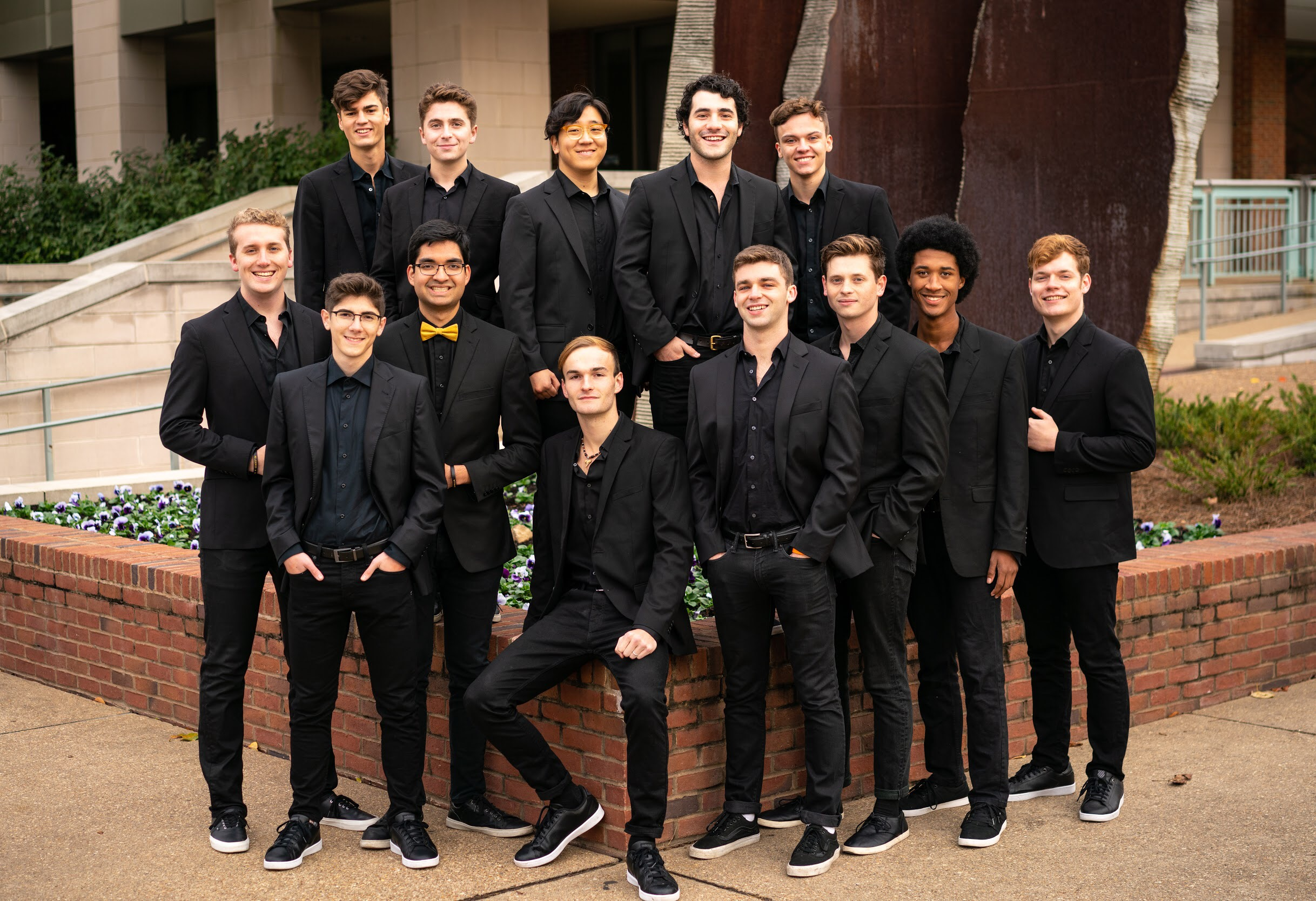Melodores win contest to open for DCappella