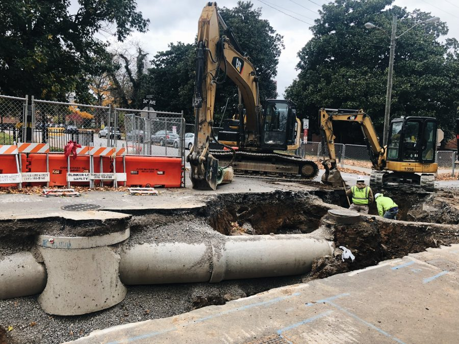 24th Ave. expected to reopen to traffic later this month