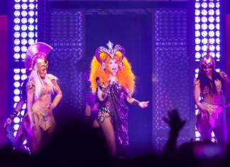 Cher at Bridgestone Arena