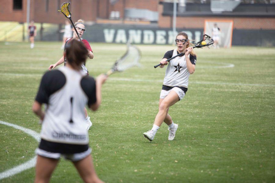 Vanderbilt Lacrosse begins new era with win over Wagner