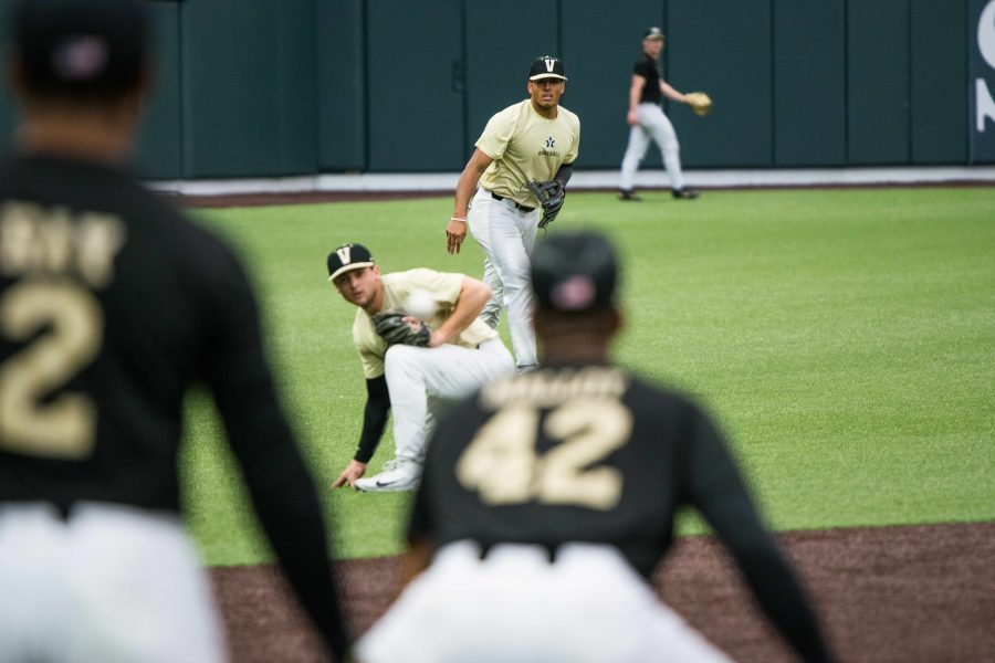 Vanderbilt Baseball prepares for the upcoming season.