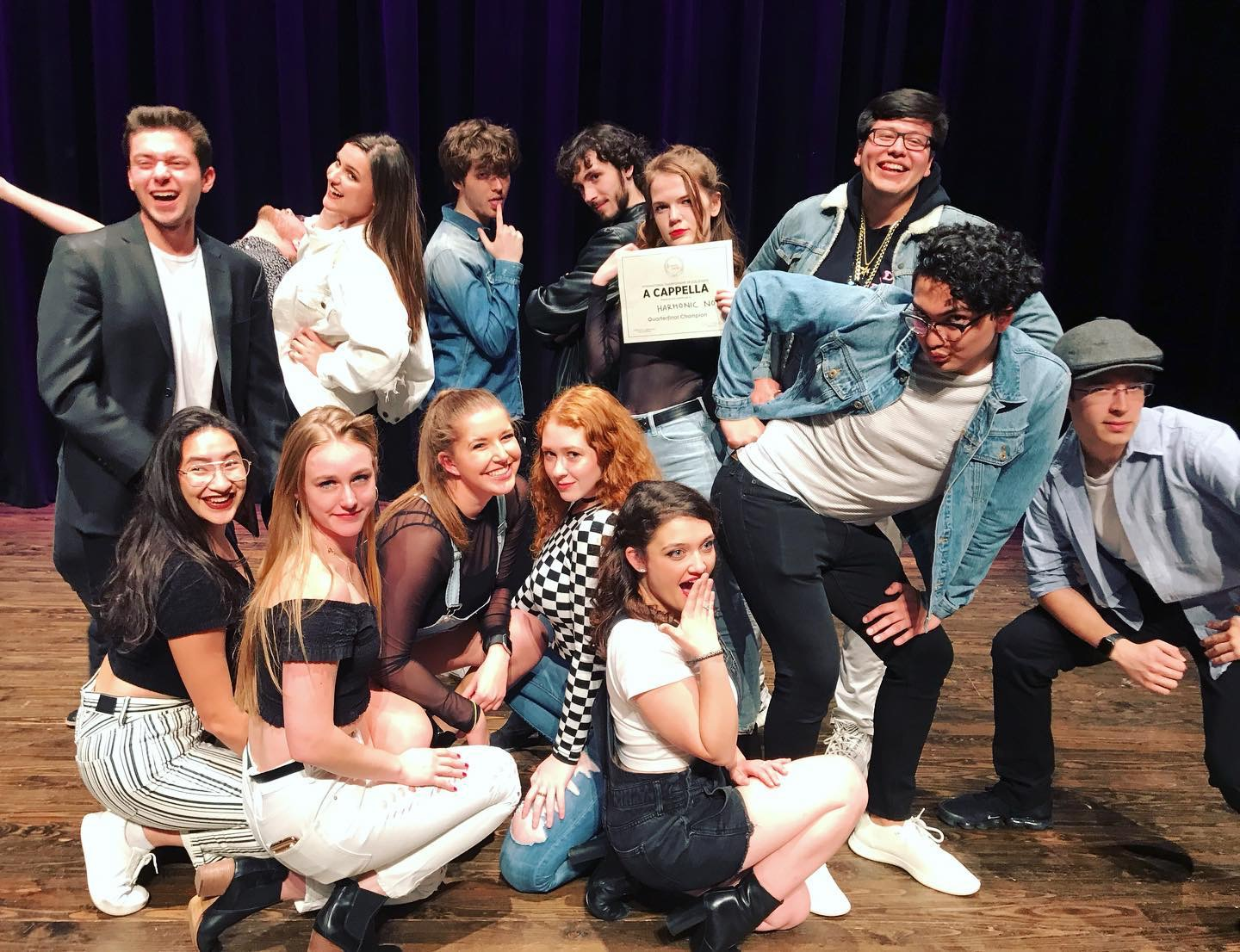 Harmonic Notion wins ICCA quarter finals