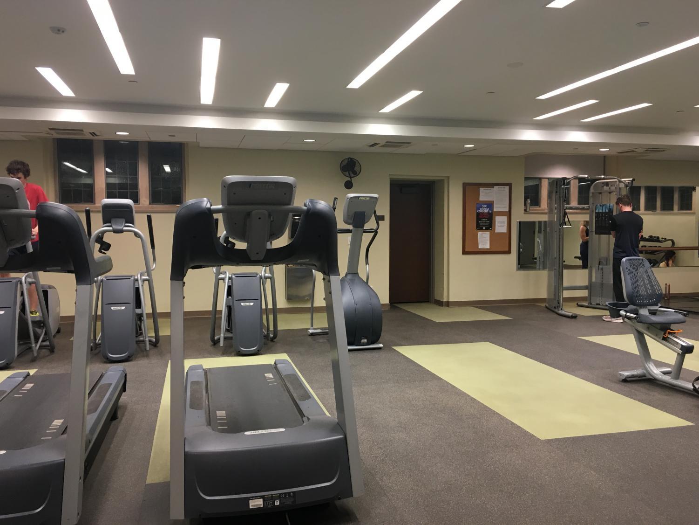 Vanderbilt's Alumni Gym