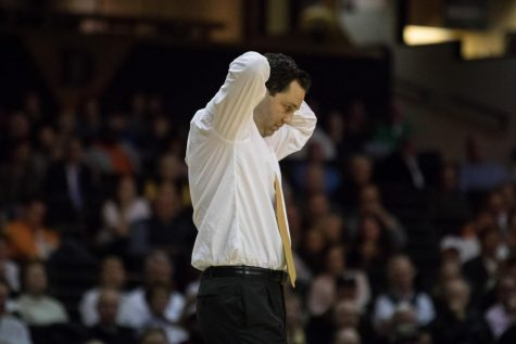 Bryce Drew fired as Vanderbilt Men's Basketball Coach after three seasons