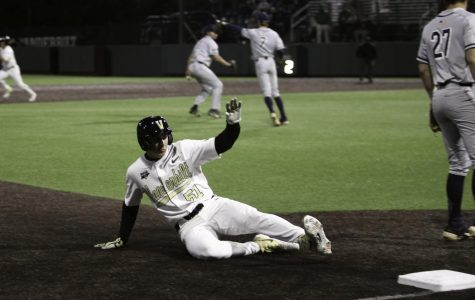 Vanderbilt finishes lengthy homestand with 11-6 win over Samford