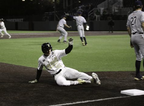 Vanderbilt sweeps Sunday doubleheader vs. Pepperdine