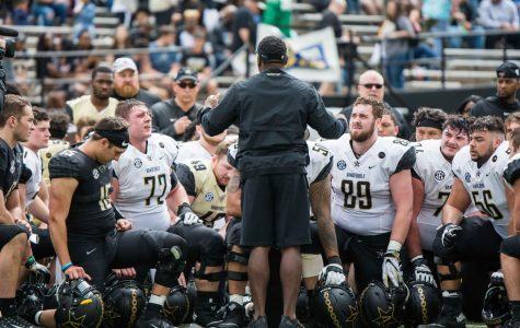 Young players make an impact in Vanderbilt's Black and Gold game