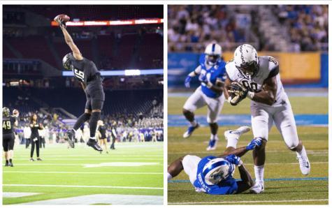 IN PHOTOS: Football vs. Kentucky