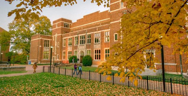 Jean and Alexander Heard Library (Photo credit John Russell/Vanderbilt University)