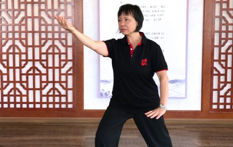 Blair Tai Chi class aims to alleviate stress through mindfulness