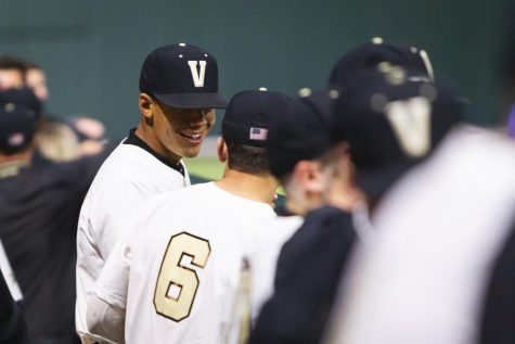 Bleday plays the hero as Commodores walk off on Hilltoppers