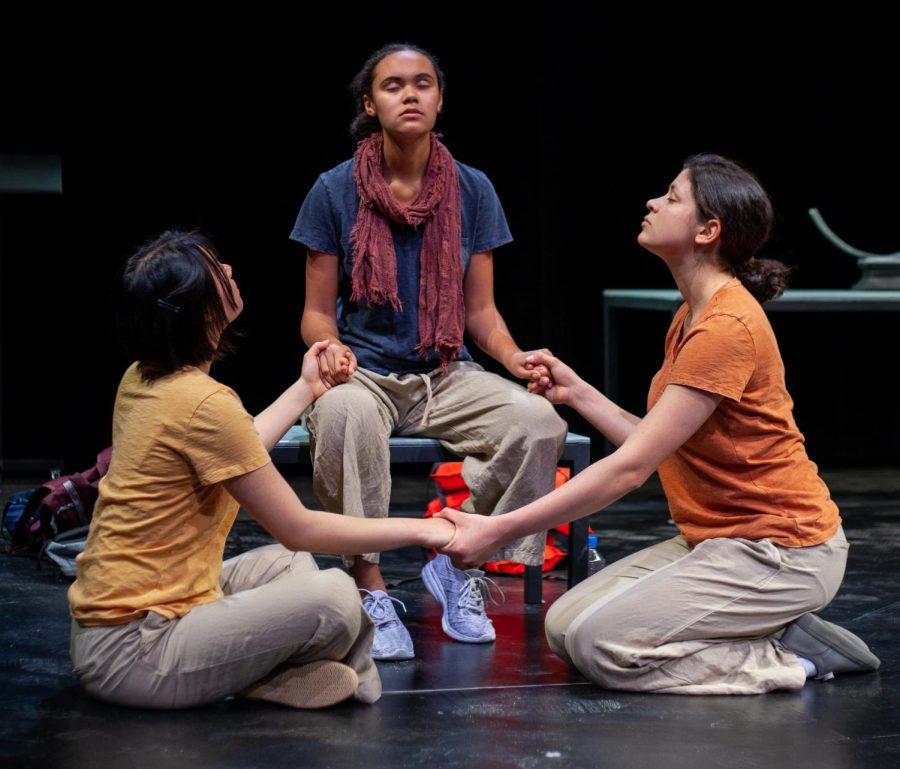 'The Suppliants' provides a powerful end to VUTheatre's season