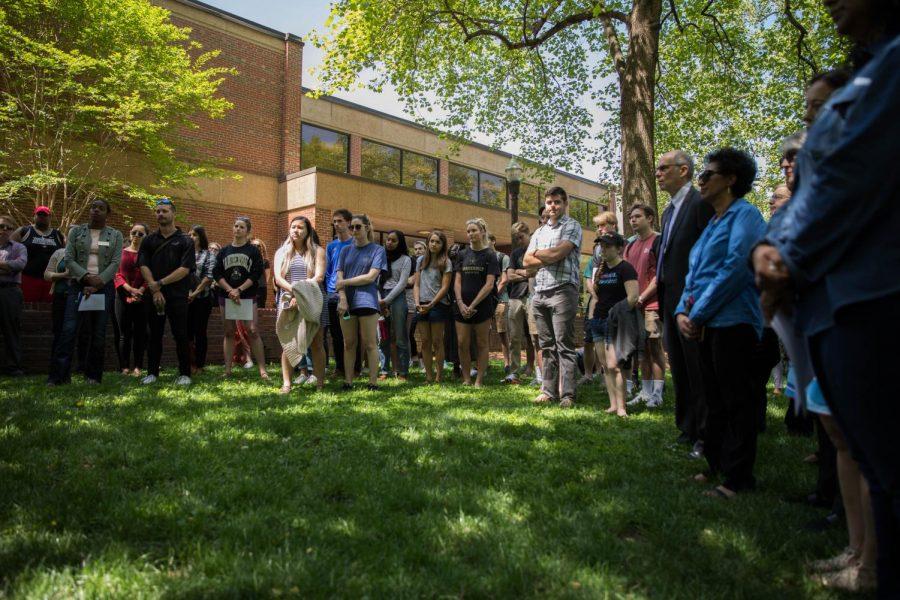 Vanderbilt mourns victims of Easter terrorist attacks in Sri Lanka