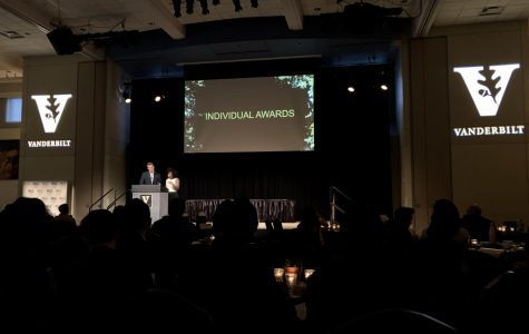 Vanderbilt Awards for Leadership Excellence celebrates student leadership