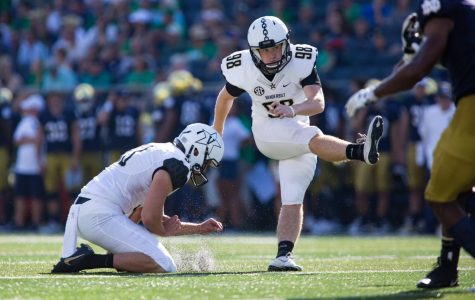Ryley Guay seeks a fresh start in second season as Commodore kicker