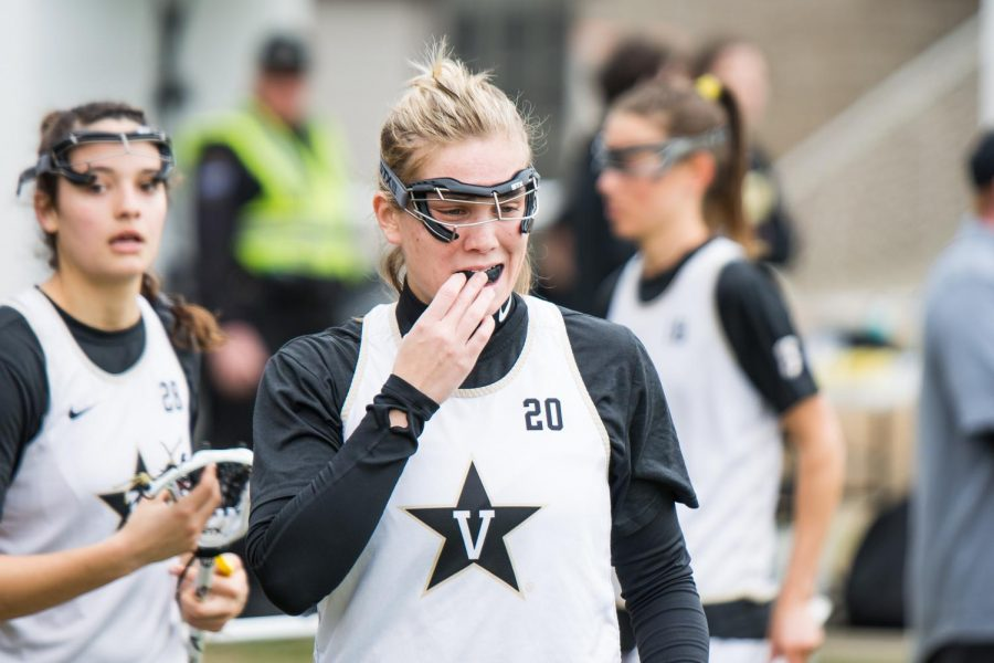 Lexi Smith reflects on first career goal for Vanderbilt Lacrosse as fifth-year senior