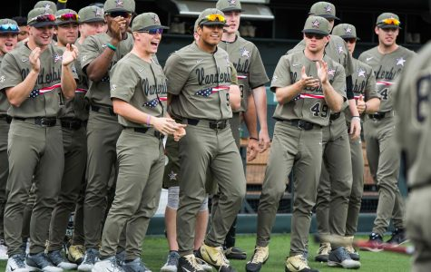 Vanderbilt Baseball wins critical SEC series against Arkansas