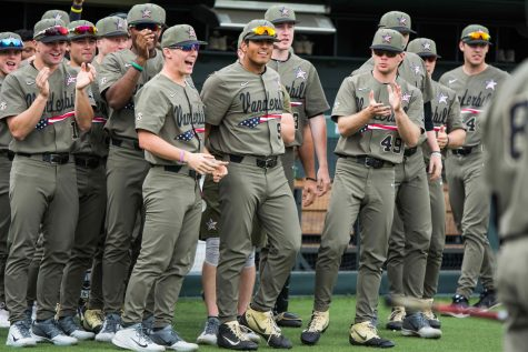 The VandyBoys have their swagger back after winning series vs. Georgia