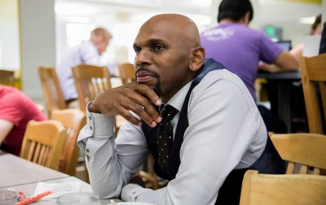 Lunch with Jerry Stackhouse: Bringing the Memorial Magic back to Vanderbilt students