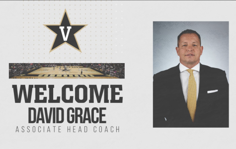 Vanderbilt Basketball hires David Grace as Associate Head Coach