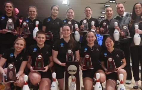Vanderbilt Bowling hopeful for future after coming up just short in NCAA Championship