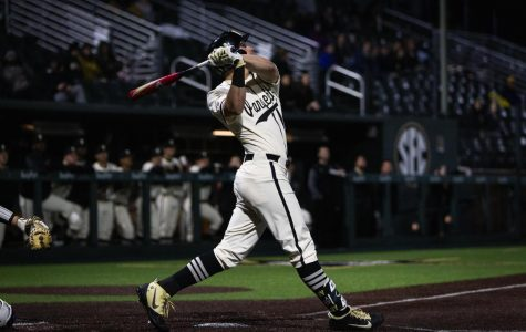Former pitcher JJ Bleday is now Vanderbilt's home run king