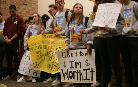 Tour Guides choose to forego compensation, remain student organization