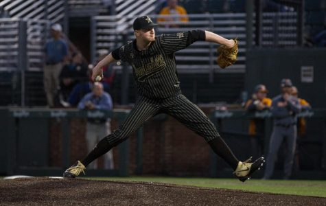 Fellows, Vanderbilt make statement on the mound