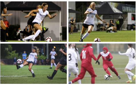 Vanderbilt Soccer stars getting attention at national team camps